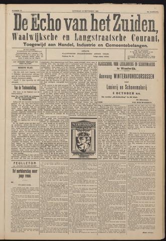 Echo van het Zuiden 1925-09-19