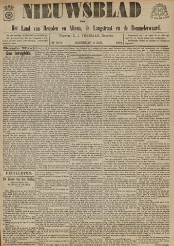 Nieuwsblad het land van Heusden en Altena de Langstraat en de Bommelerwaard 1902-01-04