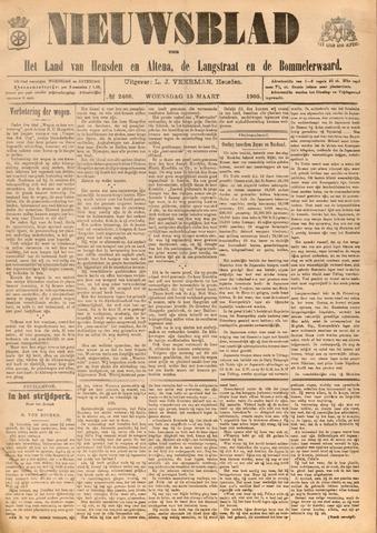 Nieuwsblad het land van Heusden en Altena de Langstraat en de Bommelerwaard 1905-03-15