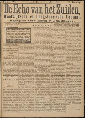 Echo van het Zuiden 1904-12-15