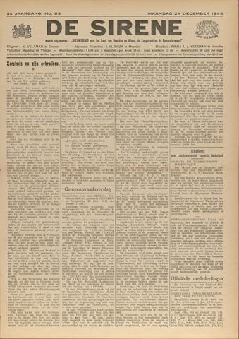 De Sirene 1945-12-24