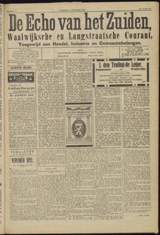 Echo van het Zuiden 1923-09-15