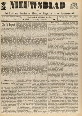 Nieuwsblad het land van Heusden en Altena de Langstraat en de Bommelerwaard 1915-01-13