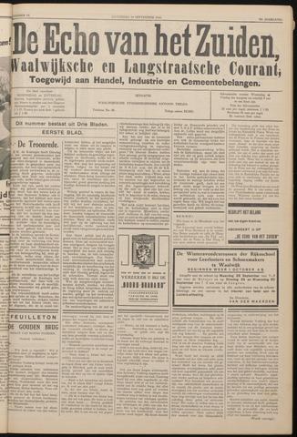 Echo van het Zuiden 1936-09-19