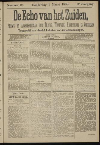 Echo van het Zuiden 1888-03-01