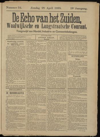 Echo van het Zuiden 1895-04-28