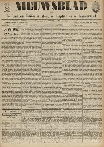 Nieuwsblad het land van Heusden en Altena de Langstraat en de Bommelerwaard 1893-04-01