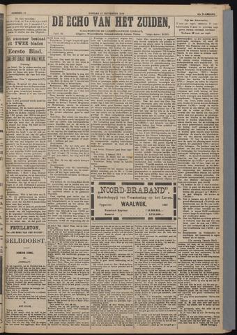 Echo van het Zuiden 1918-09-15