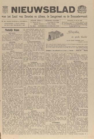 Nieuwsblad het land van Heusden en Altena de Langstraat en de Bommelerwaard 1949-02-24