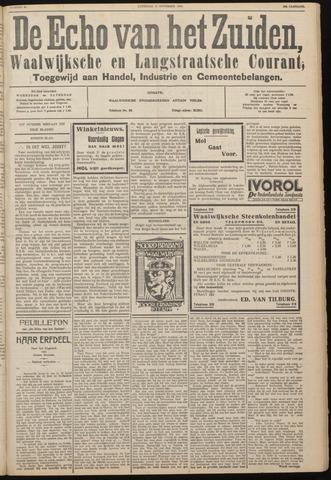 Echo van het Zuiden 1933-11-11