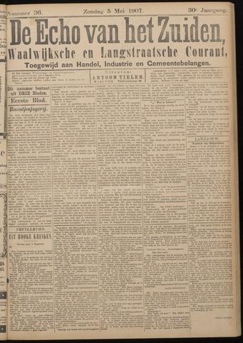 Echo van het Zuiden 1907-05-05
