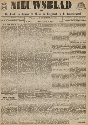 Nieuwsblad het land van Heusden en Altena de Langstraat en de Bommelerwaard 1902-09-10