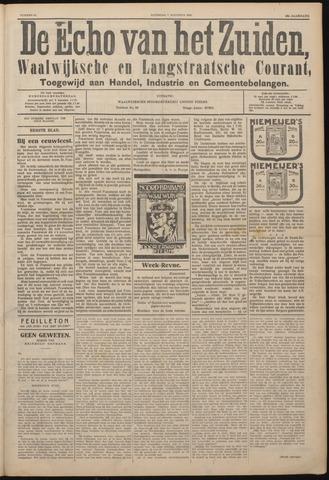 Echo van het Zuiden 1926-08-07