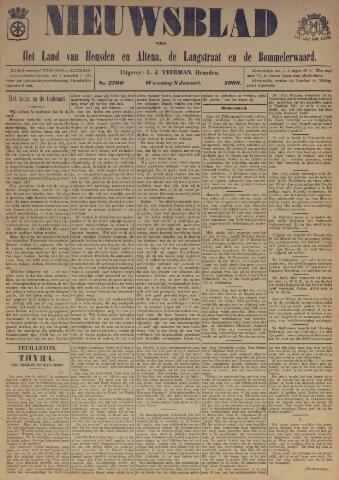Nieuwsblad het land van Heusden en Altena de Langstraat en de Bommelerwaard 1908-01-08