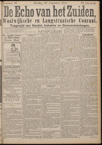 Echo van het Zuiden 1909-08-22