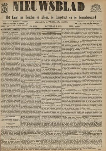 Nieuwsblad het land van Heusden en Altena de Langstraat en de Bommelerwaard 1902-05-03