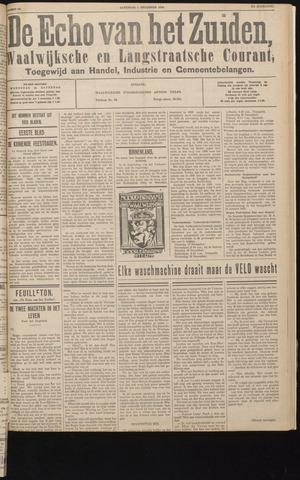 Echo van het Zuiden 1934-12-01