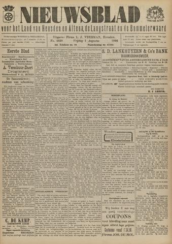 Nieuwsblad het land van Heusden en Altena de Langstraat en de Bommelerwaard 1924-08-01