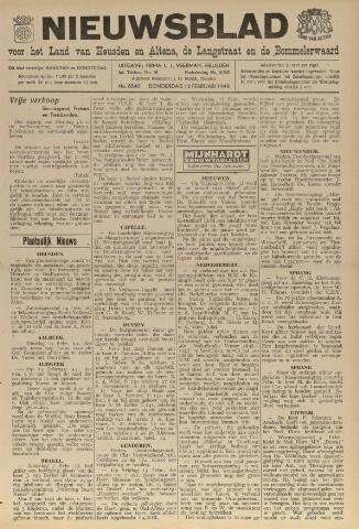 Nieuwsblad het land van Heusden en Altena de Langstraat en de Bommelerwaard 1948-02-12