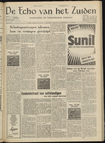 Echo van het Zuiden 1964-05-22
