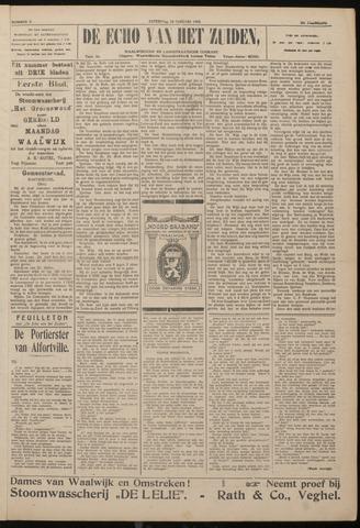 Echo van het Zuiden 1922-01-14