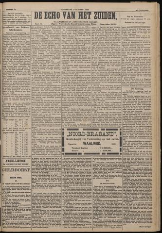 Echo van het Zuiden 1918-10-17