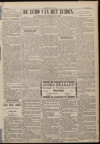 Echo van het Zuiden 1920-07-08