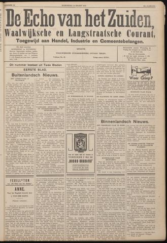 Echo van het Zuiden 1937-03-24