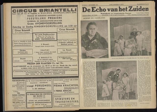 Echo van het Zuiden 1947-09-02