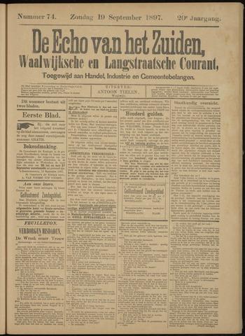 Echo van het Zuiden 1897-09-23