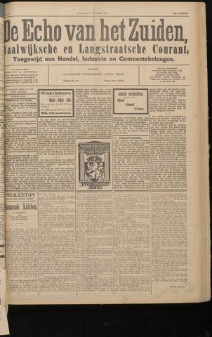 Echo van het Zuiden 1932-10-15