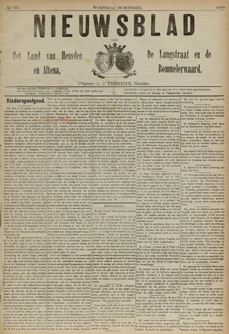 Nieuwsblad het land van Heusden en Altena de Langstraat en de Bommelerwaard 1890-10-29