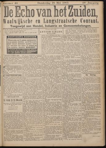 Echo van het Zuiden 1905-05-18