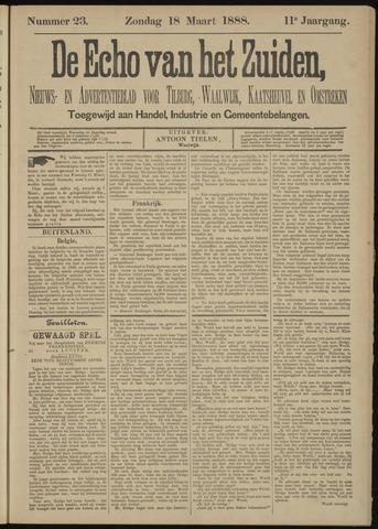 Echo van het Zuiden 1888-03-18