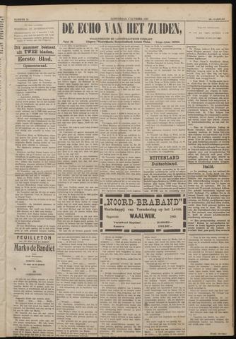 Echo van het Zuiden 1920-10-07