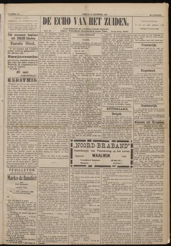 Echo van het Zuiden 1920-12-24