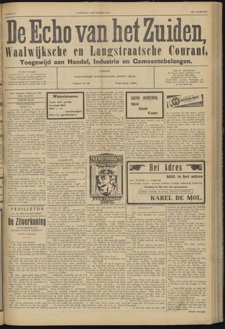 Echo van het Zuiden 1931-09-05