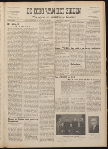 Echo van het Zuiden 1951-10-19