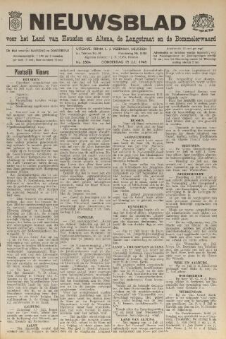 Nieuwsblad het land van Heusden en Altena de Langstraat en de Bommelerwaard 1948-07-15