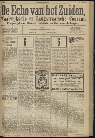 Echo van het Zuiden 1931-01-31