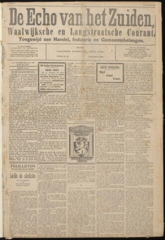 Echo van het Zuiden 1933-01-01