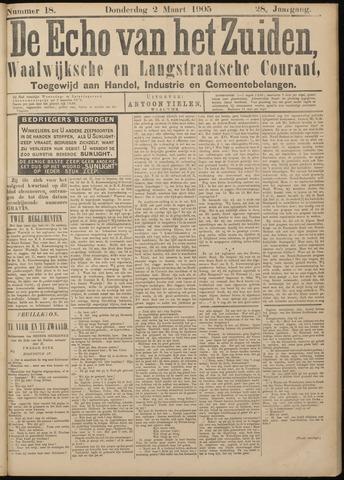 Echo van het Zuiden 1905-03-02