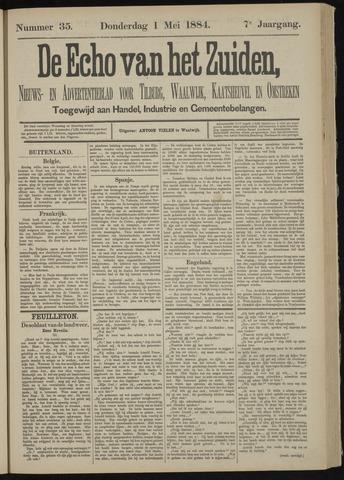 Echo van het Zuiden 1884-05-01