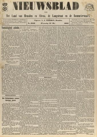 Nieuwsblad het land van Heusden en Altena de Langstraat en de Bommelerwaard 1913-05-21