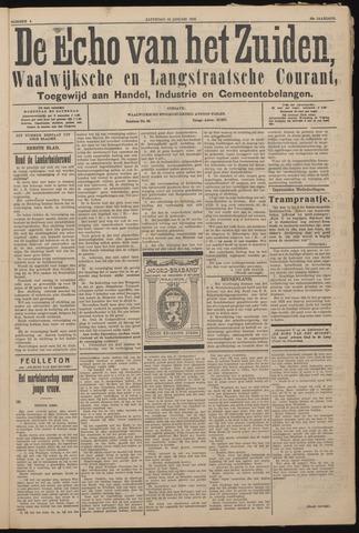 Echo van het Zuiden 1925-01-10