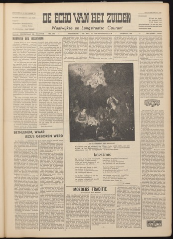 Echo van het Zuiden 1959-12-24
