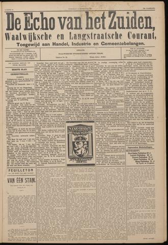 Echo van het Zuiden 1927-09-21