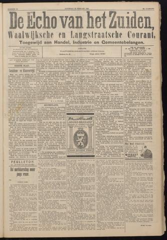 Echo van het Zuiden 1925-02-28