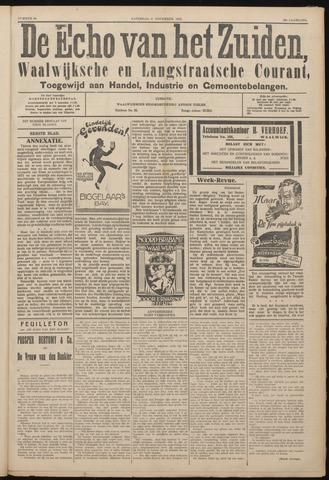 Echo van het Zuiden 1926-11-06