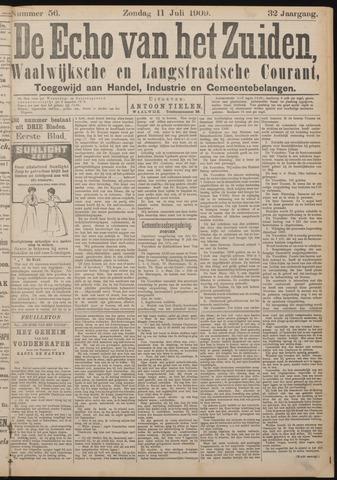 Echo van het Zuiden 1909-07-11